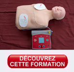 formation défribillateur