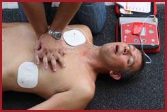Formation Utilisation Defibrillateur