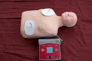 Formation utilisation défibrillateur cardiaque