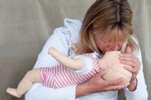Formation Premiers secours bébé