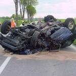 Accident de voiture et travail