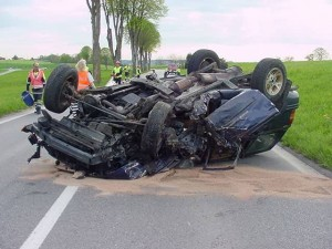 Accident de la route accident du travail secours prevention - Coup du lapin accident de voiture ...