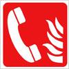 icone téléphone incendie