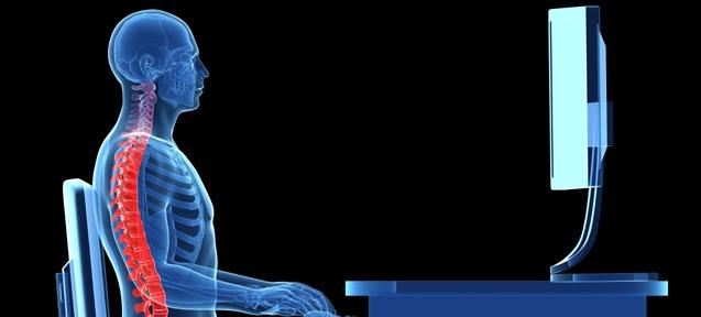 geste et posture sur ecran