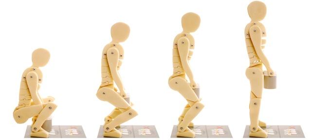 geste et posture au travail
